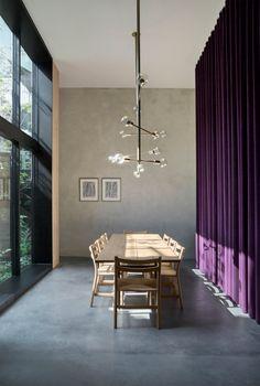 Architecture, interior and design practice  Studio David Thulstrup knows how to create beauty f...