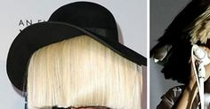 Sia Accidentally Showed Her Face During A Windy Concert, This Is What She Looks Like Star Fashion, Look Fashion, Good Things, Concert, Face, News, Style, Swag, Concerts