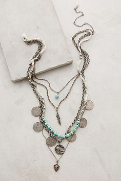 Anthropologie - Layered Sonho Necklace