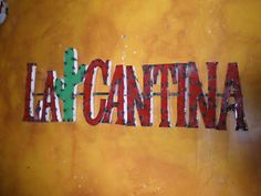 Cantina Signs | Collectibles U003e Cultures U0026 Ethnicities U003e Latin American U003e ...