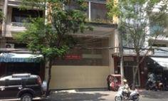 Cho thuê nhà mặt tiền đường Lý Tự Trọng, phường Bến Thành, Quận 1, TPHCM, 8x40m, 1 trệt, 2 lầu, giá 18000$