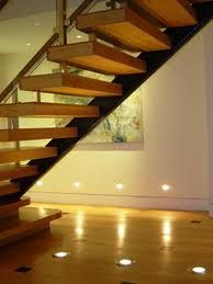 uplighting edge stairs - Google Search