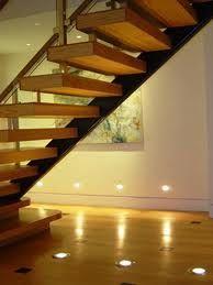 uplighting edge stairs - Google Search