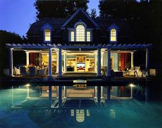 Awesome swimming pool