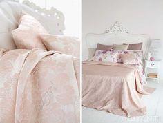 Розовое белье