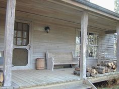 Country Home Plans by Natalie - Primitive Country Home - Country ...