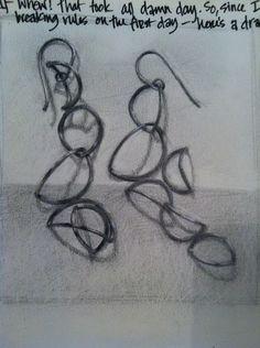 Amy Tavern earrings