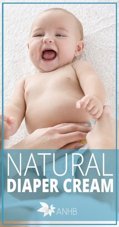 Natural Diaper Cream - All Natural Home and Beauty
