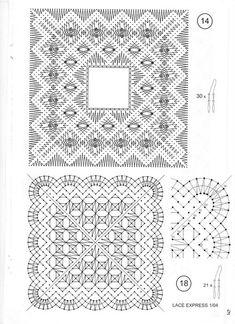 Lace Express 2004-01 | 48 photos | VK Bobbin Lace Patterns, Weaving Patterns, Bobbin Lacemaking, Hairpin Lace, Lace Heart, Lace Jewelry, Needle Lace, Lace Doilies, Lace Making