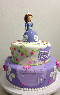 Princess Cake from Melting Pot PR