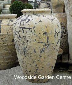 Large Atlantis Alibaba Jar Garden Decor Pot | Woodside Garden Centre | Pots  To Inspire