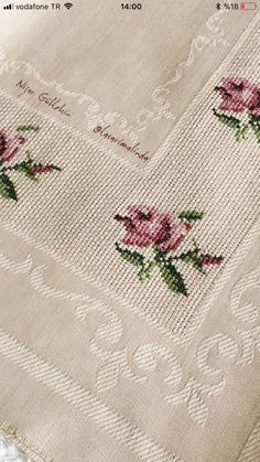 Cross Stitch Rose, Cross Stitch Flowers, Tumblr Photography Instagram, Detail Shop, Leather Clutch Bags, Bargello, Heart Print, Diy And Crafts, Projects To Try