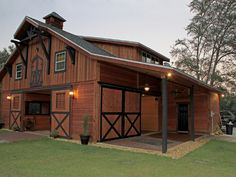 Barn Pros has a building for almost any type of project. View our Horse Barns, Wineries or Homes/Apartments to see just a few examples of beautiful Barn Pros Structures Horse Barn Plans, Pole Barn House Plans, Barn Garage, Pole Barn Homes, Horse Barns, Horse Stables, Horses, Rustic Barn Homes, Barn Apartment