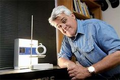Jay Leno Repairs His Fleet of Classic Cars With a 3D Printer #3dprinted trendhunter.com