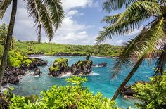 Wai'anapanapa State Park, Maui, Hawaii