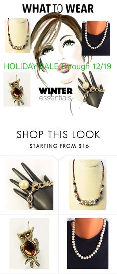 """""""What to Wear - Winter Essentials"""" by diana-32 ❤ liked on Polyvore featuring Jelly Belly and vintage"""
