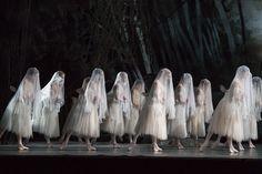 Giselle in diretta dalla Royal Opera House