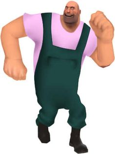 Heavy as a farmer(Team Fortress 2)