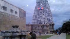 Arulmigu  Soundarya Kanagambigai Sameda Athulya Nadeshwarar Temple Araikondanallur, Tirukovilur - near Tiruvannamalai. Ramana Maharishi visited this place before heading to Tiruvannamalai  Arai Kanda Nallur - Sacred Place beautified by Rocks is a true to its name