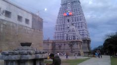 Arulmigu  Soundarya Kanagambigai Sameda Athulya Nadeshwarar Temple Araikondanallur, Tirukovilur - near Tiruvannamalai. Ramana Maharishi visited this place before heading to Tiruvannamalai  Arai Kanda Nallur - Sacred Place beautified by Rocks is a true to its name