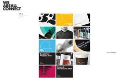 35 Amazing Minimalist Website Layouts