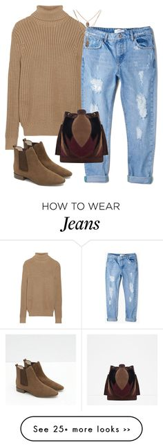 """""""Outfit"""" by alwayswearwhatyouwanttowear on Polyvore featuring Michael Kors, MANGO and Zara"""