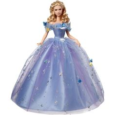 Disney Cinderella - Royal Ball Cinderella Doll - Mattel