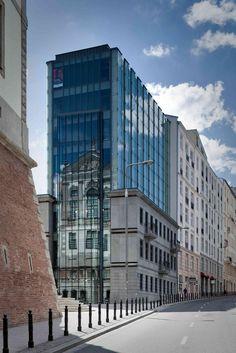 National F.Chopin Institute in Warsaw, Poland. Stelmach+Partnerzy, 2009