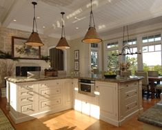 L-shaped Kitchen Islands Design, Pictures, Remodel, Decor and Ideas - page 14