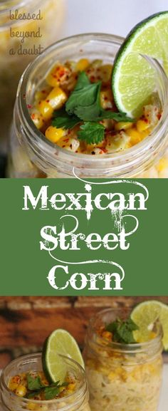 Here's an easy Mexican Street Corn recipe that's filled with flavor. It's easy to modify to meet your family's needs. Try it for Taco Tuesday. This Mexican corn recipe can be altered to fit your liking. It's a wonderful side with any Mexican dish. Corn Recipes, Side Dish Recipes, Easy Dinner Recipes, Mexican Food Recipes, Easy Meals, Ethnic Recipes, Side Dishes, Corn Dishes, Vegetable Recipes