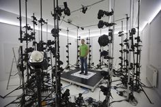 This Is What Europe's Largest 3D Scanner Looks Like | TIME