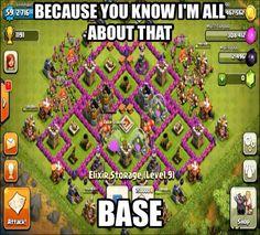 Clash of clan memes