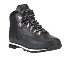 Men's Heritage Leather Euro Hiker Boots