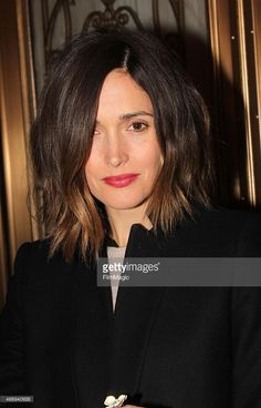 Rose Byrne poses at 'The Heidi Chronicles' Broadway Opening Night at... News Photo | Getty Images