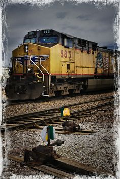 Engine #5831 by ETCphoto
