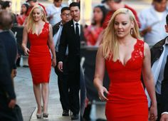 Abbie Cornish In Philip Armstrong - 'Jimmy Kimmel Live'. Re-tweet and favorite it here: https://twitter.com/MyFashBlog/status/434069529266647040/photo/1