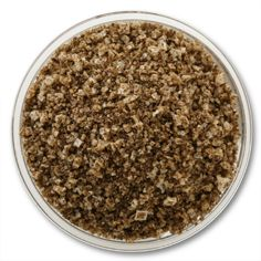 Wild Porcini Sea Salt: A delicious aroma of mushrooms greets you when you open a container of Wild Porcini Salt. Dried porcini mixed with sea salt has a concentrated flavor and mushroom aroma that is excellent in risotto, soups, sauces and salmon.