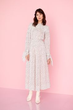 Rebecca Taylor Resort 2018 Fashion Show Collection
