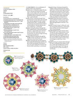 Beadwork Magazine FebMar2015 by BeadworkBrasil - issuu