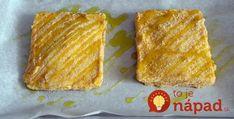 Zabudnite na vyprážaný syr z ktorého kvapká olej: Vyskúšajte zdravšiu verziu z rúry - výborné a deti to doslova milujú! Mozzarella, Syr, French Toast, Bread, Breakfast, Food, Morning Coffee, Brot, Essen