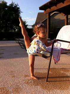 Little dancer :-) someday, I hope <3