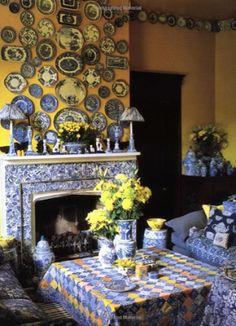 pratos na parede - Le Petit Chouchou