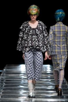 ANREALAGE 2012-2013 autumn & winter collection | coromo