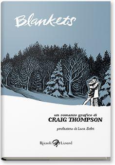 Blankets  Craig Thomson