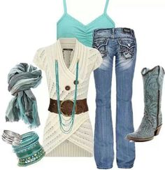 Loving this outfit and the colors!!  So me!!