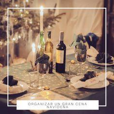 Organizar una cena memorable #Before25