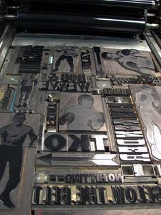 The Paper Studio & Letterpress Central