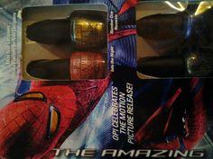 Spiderman Manicure (OPI)