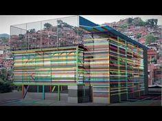 A Prefab Vertical Gym For Urban Slums