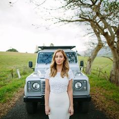 Last week the HM team went road tripping down South for a shoot and we had the pleasure of taking a @common4x4 vehicle with us! What is Common 4x4 we hear you ask? It's a Sydney based Land Rover Defender rentals outfit that specialises in weddings. Perfect for brides and grooms to-be who plan on tying the knot on a farm... what better way to get around the paddocks during the portrait session! And the best bit? They come kitted out with an optional roof top tent so you're ready to leave on…